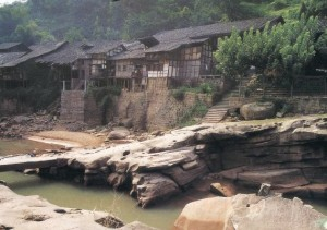 Diaojiaolou in China